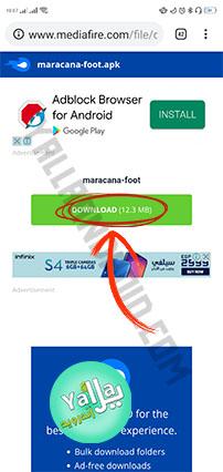 Maracana Foot TV