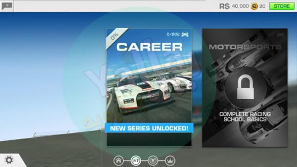 أفضل ألعاب سباق السيارات