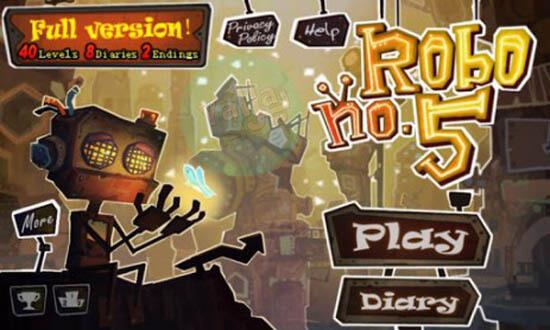 تحميل لعبة Robo5