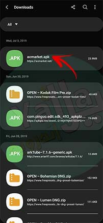 تطبيقات مدفوعة مجانية