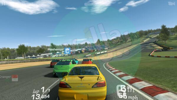 تنزيل لعبة Real Racing 3 للاندرويد