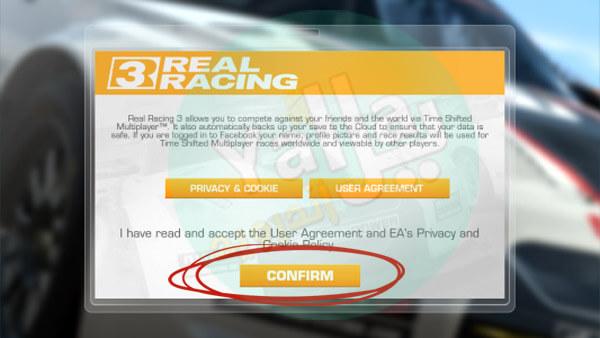طريقة لعب Real Racing 3