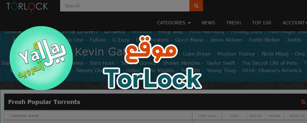 مواقع تحميل تورنت