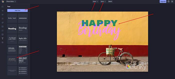 موقع للكتابة على الصور بالعربي بخطوط جميلة