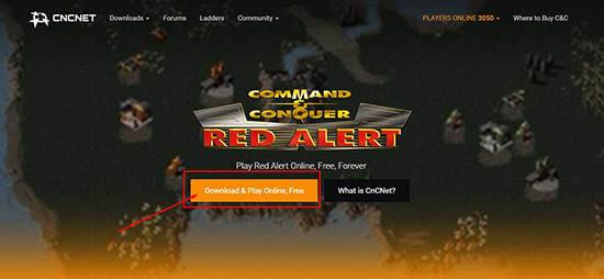 شرح لعب Red Alert اون لاين